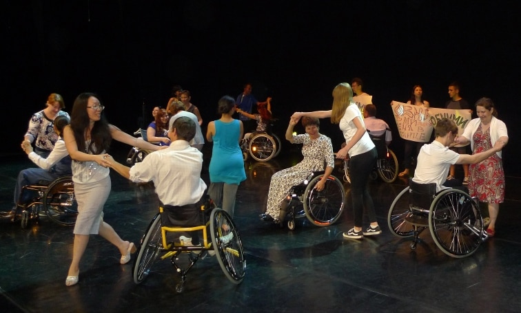 Inclusive Dance Company Inspires Audiences In The Russian Far East