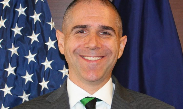 Assistant Secretary of State for Consular Affairs Carl Risch
