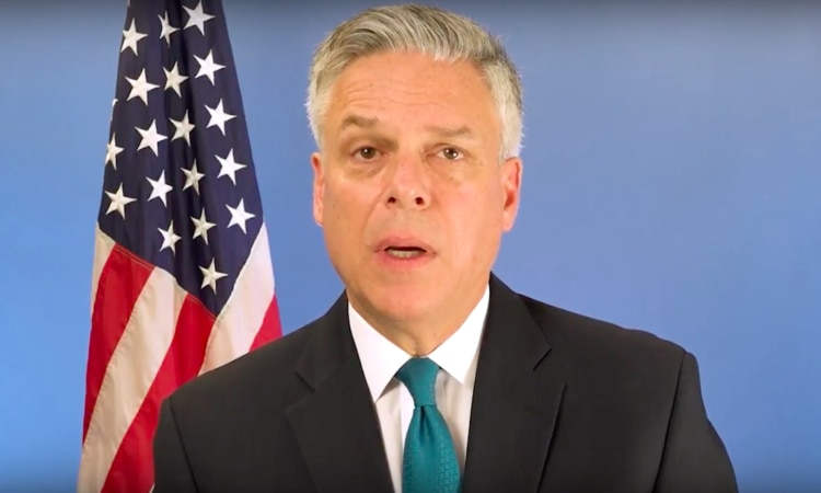 Statement by Ambassador Jon Huntsman on the Situation in Syria - April 14, 2018
